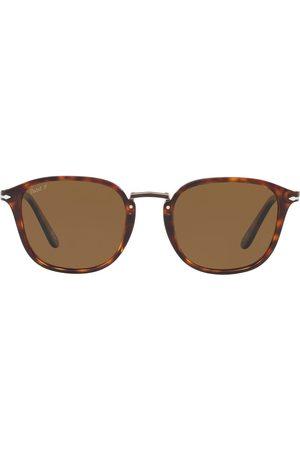 Persol Herren Sonnenbrillen - PO3186S oversized-frame sunglasses