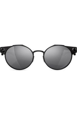 Oakley Deadbolt round-frame sunglasses