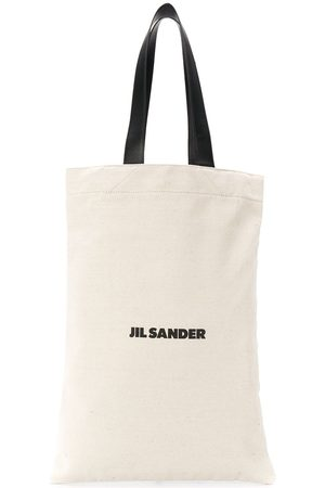 Jil Sander Logo-print tote