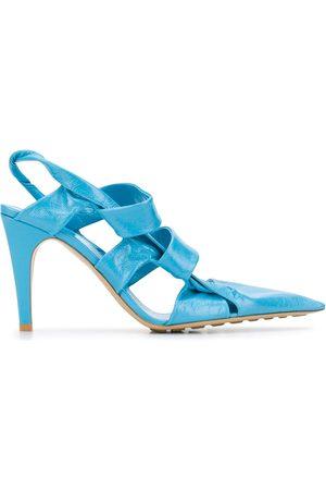 Bottega Veneta Damen Sandalen - High-heeled pointed toe sandals