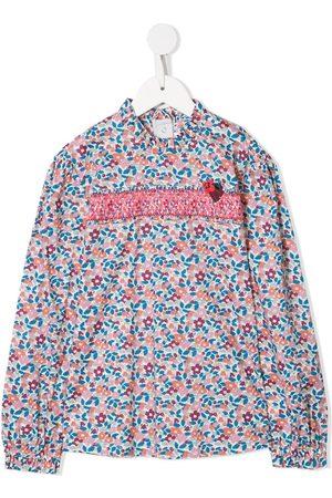 Familiar Mädchen Blusen - Floral print blouse