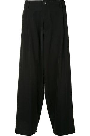 YOHJI YAMAMOTO Loose-fit tailored-style trousers