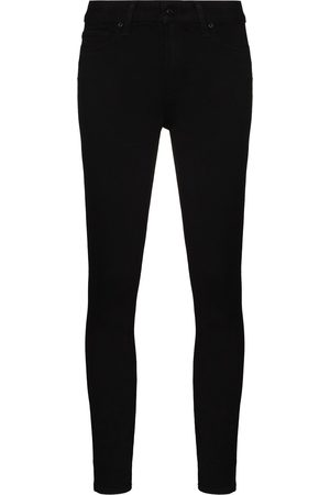 Paige Damen Skinny - Muse cropped jeans