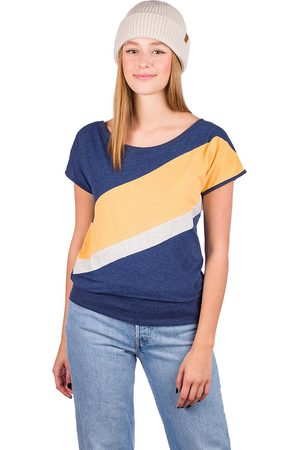 Kazane Damen Kurze Ärmel - Agnetha T-Shirt