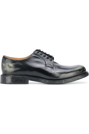 Church's Herren Halbschuhe - Shannon distressed Derby shoes