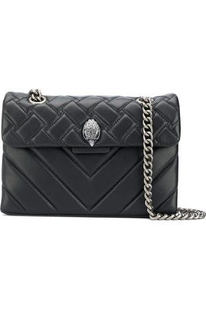 Kurt Geiger Kensington leather quilted bag
