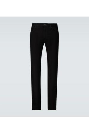 Fendi Bedruckte Jeans FF