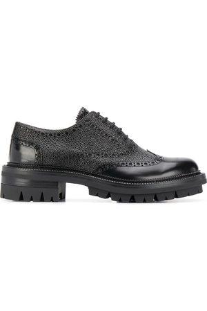 Dsquared2 Textured-effect brogues