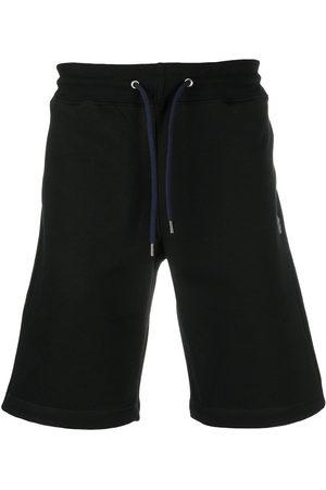 PS Paul Smith Herren Kurze Hosen - Zebra patch track shorts