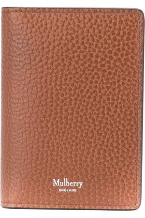 MULBERRY Herren Geldbörsen & Etuis - Pebbled leather wallet