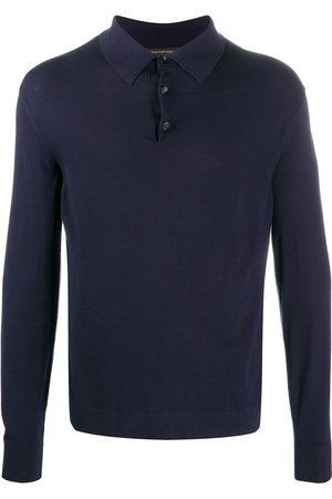 Ermenegildo Zegna 12mil12 wool polo shirt