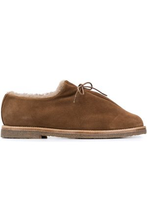 MACKINTOSH Suede lace-up shoes