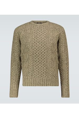 RRL Pullover Donegal aus Wolle