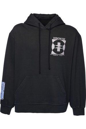 """McQ Sweatshirt Aus Baumwolle """"genesis Ii"""""""
