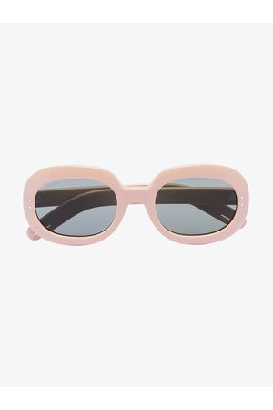 Gucci Herren Sonnenbrillen - Oval frame tinted sunglasses