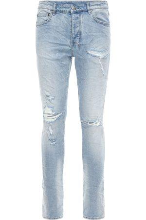 KSUBI Enge Stretch-jeans Aus Baumwolldenim