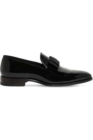 Dsquared2 Loafers Aus Lackleder