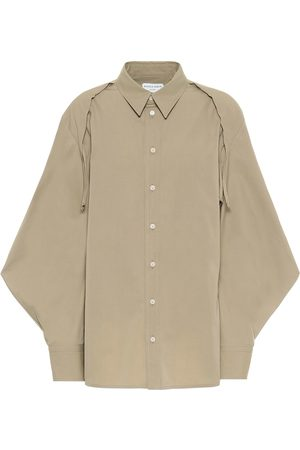 Bottega Veneta Hemd aus einem Baumwollgemisch