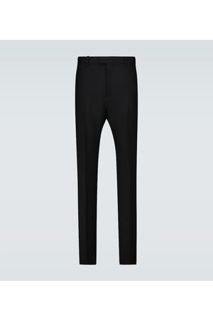 Bottega Veneta Slim-Fit-Hose aus Wolle