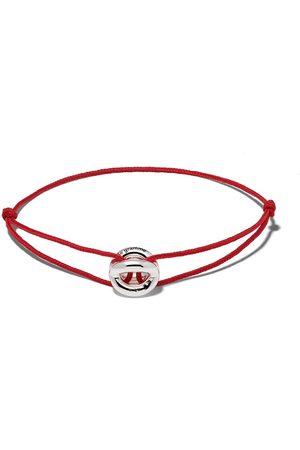 Le Gramme 3g maillon cord bracelet