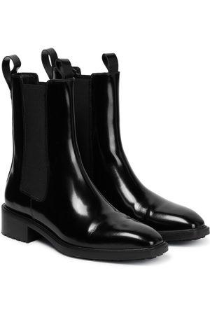 Aeyde Damen Stiefeletten - Chelsea Boots Simone aus Leder