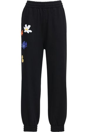 McQ Damen Jogginghosen - Genesis Ii Athena Floral Sweatpants