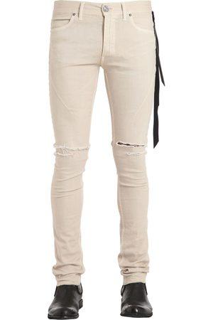 SEIGEKI 16cm Jeans Aus Denim In Vanillabeige