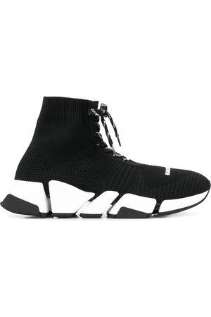Balenciaga Damen Schnürschuhe - Speed 2.0 lace-up sneakers