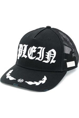 Philipp Plein Caps - Embroidered logo baseball cap