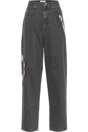 Isabel Marant, Étoile High-Rise Straight Jeans Corsyb