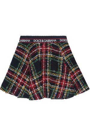 Dolce & Gabbana Karierter Rock aus Tartan