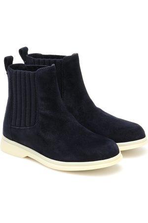 Loro Piana Chelsea Boots Cocoon