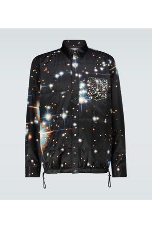 SACAI Verzierte Hemdjacke mit Kordelzug