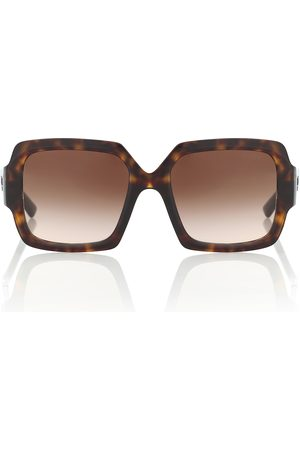 Prada Oversize-Sonnebrille Monochrome