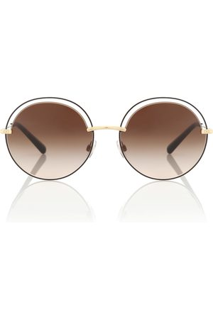 Dolce & Gabbana Damen Sonnenbrillen - Runde Sonnenbrille