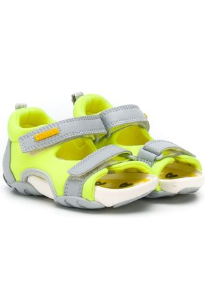 Camper Kids Wous touch strap sandals