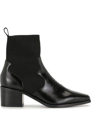 SENSO Slip on western boots