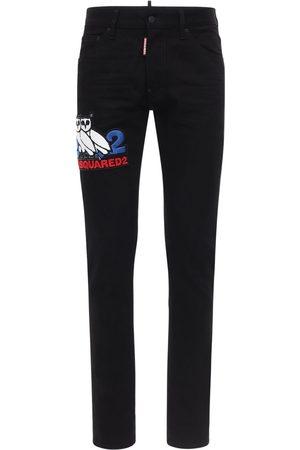 "Dsquared2 16.5cm Denim-jeans ""cool Guy Ovo"""