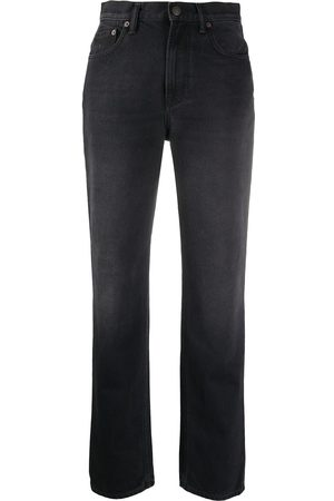Acne Studios 1995 washed out rigid slim-fit jeans