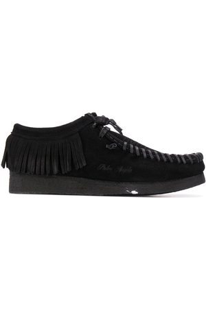 Palm Angels Fringed lace-up shoes