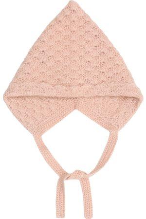 Caramel Baby Mütze Curlew aus Kaschmir