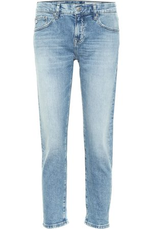 AG Jeans Low-Rise Jeans The Ex-Boyfriend