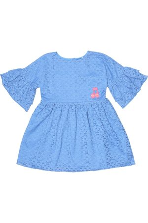 Mini Rodini Kleid Note aus Spitze