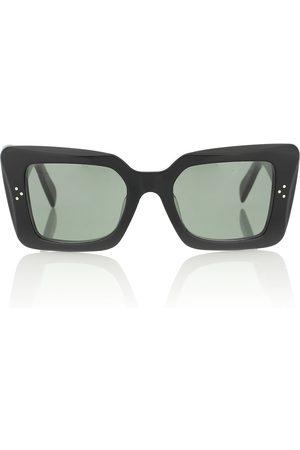 Céline Rechteckige Sonnenbrille S156