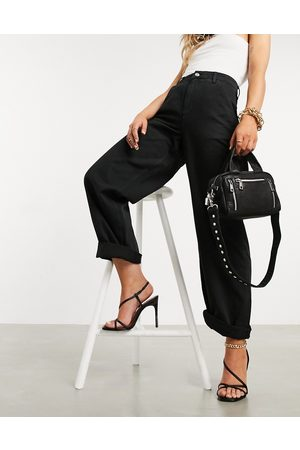 ASOS Slouchy chino trouser in