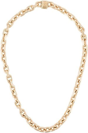 EMANUELE BICOCCHI Halsketten - Plated chain-link necklace