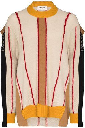 AMBUSH Colour Block Stripe Sweater