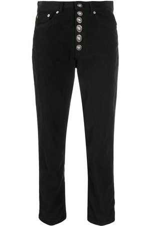 Dondup Cropped mid-rise jeans