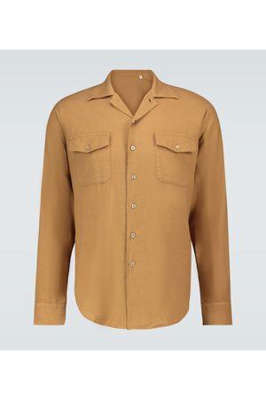 THE GIGI Hemd Araki aus Baumwolle