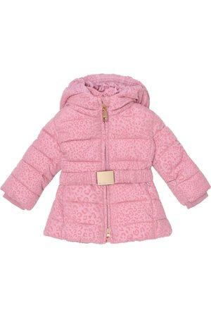 MONNALISA Baby Mantel aus Shell